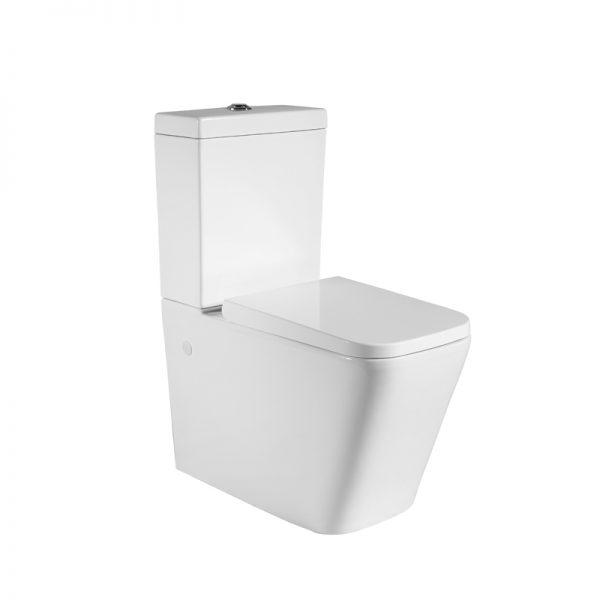 Quadro Toilet Suite