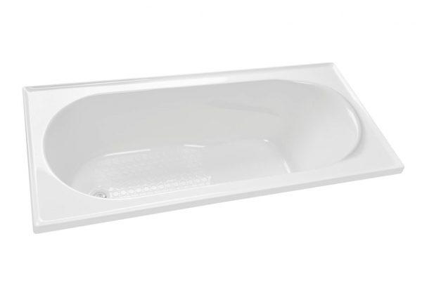 Bambino Drop In Acrylic Bath Tub