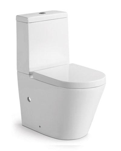 Bellevue Toilet Suite