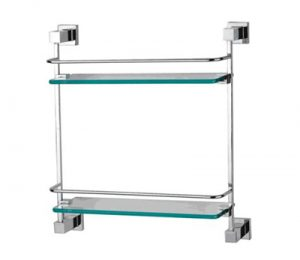 Double Glass Shelf - c8312