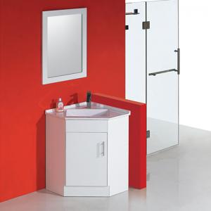 600x600mm Corner Vanity