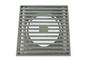 Square Floor Grate - d330l