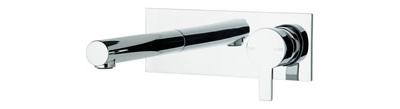 Lexi Wall Basin & Bath Set 170mm