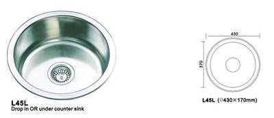 L45L Sink