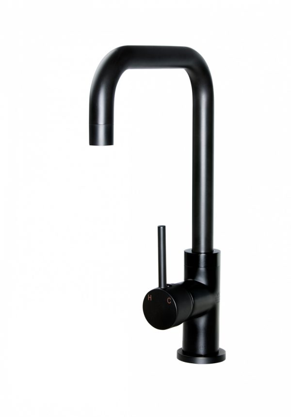 Matte Black Kitchen Mixer