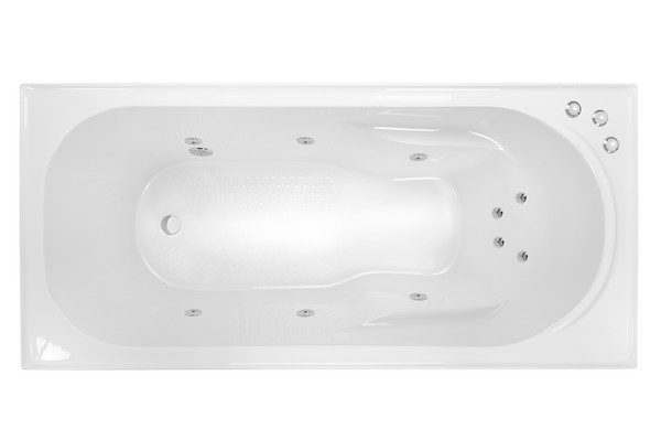 odena Shower Bath / Prima (Insert Spa Baths with Tile Bead)