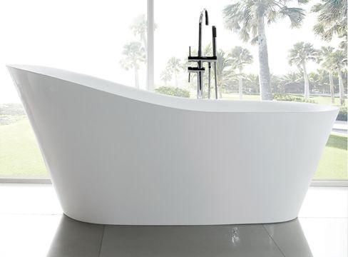 Kim Free Standing Oval Bath