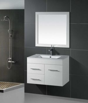 750mm Wall Hung Vanity