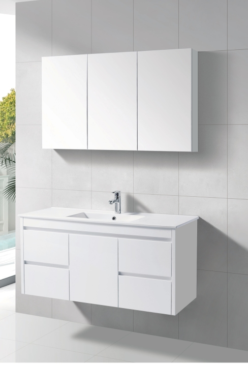 1200mm Wall Hung Vanity - wd1200l