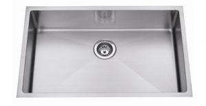 Square Matt Finish drop in / undermount sink /Laundry Tub
